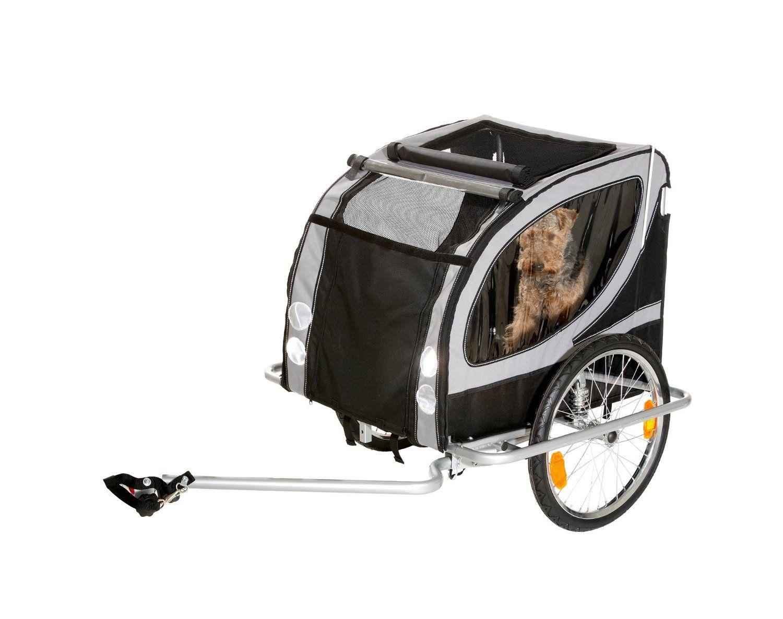 comfort wagon gefederter hundeanh nger fahrradanh nger test. Black Bedroom Furniture Sets. Home Design Ideas