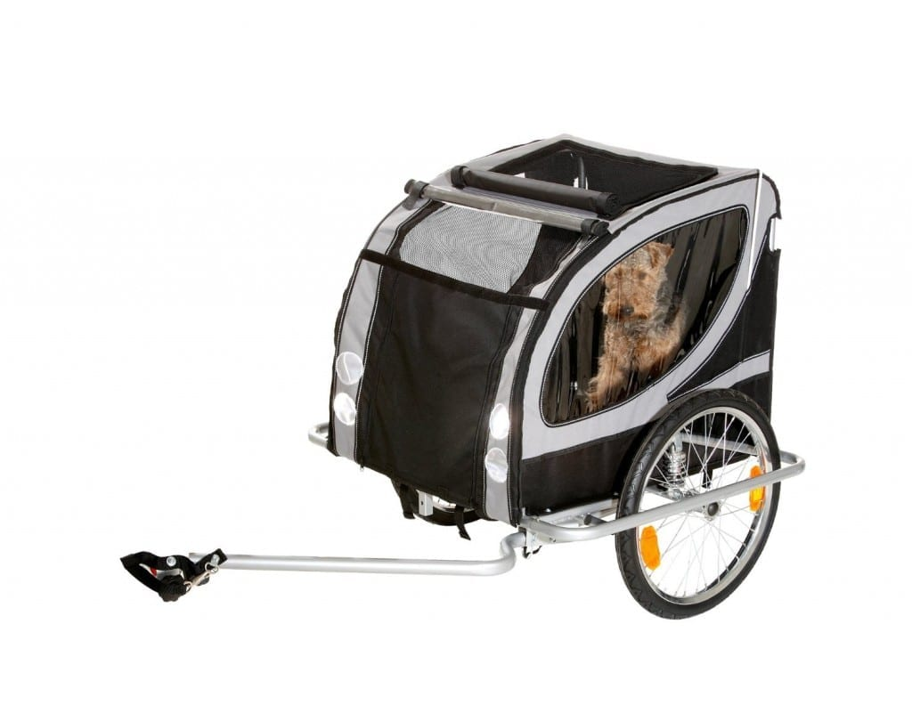 Karlie 31619 Doggy Liner De Luxe Hundeanhänger