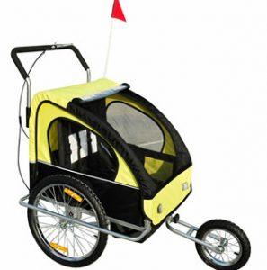 Baby Fahrradanhanger Test 2020 Die Besten Baby Fahrradanhanger