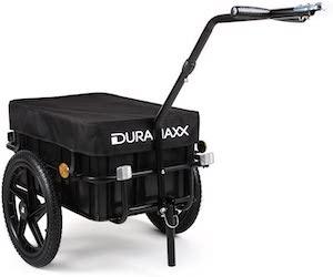 Duramaxx Big-Mike Fahrradtransportanhänger